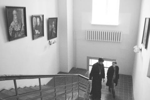 В Киевской православной богословской академии КП