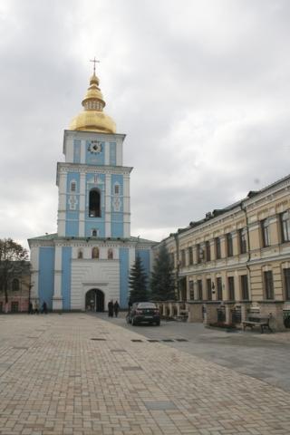 Свято-Михайловский Златоверхий Монастырь