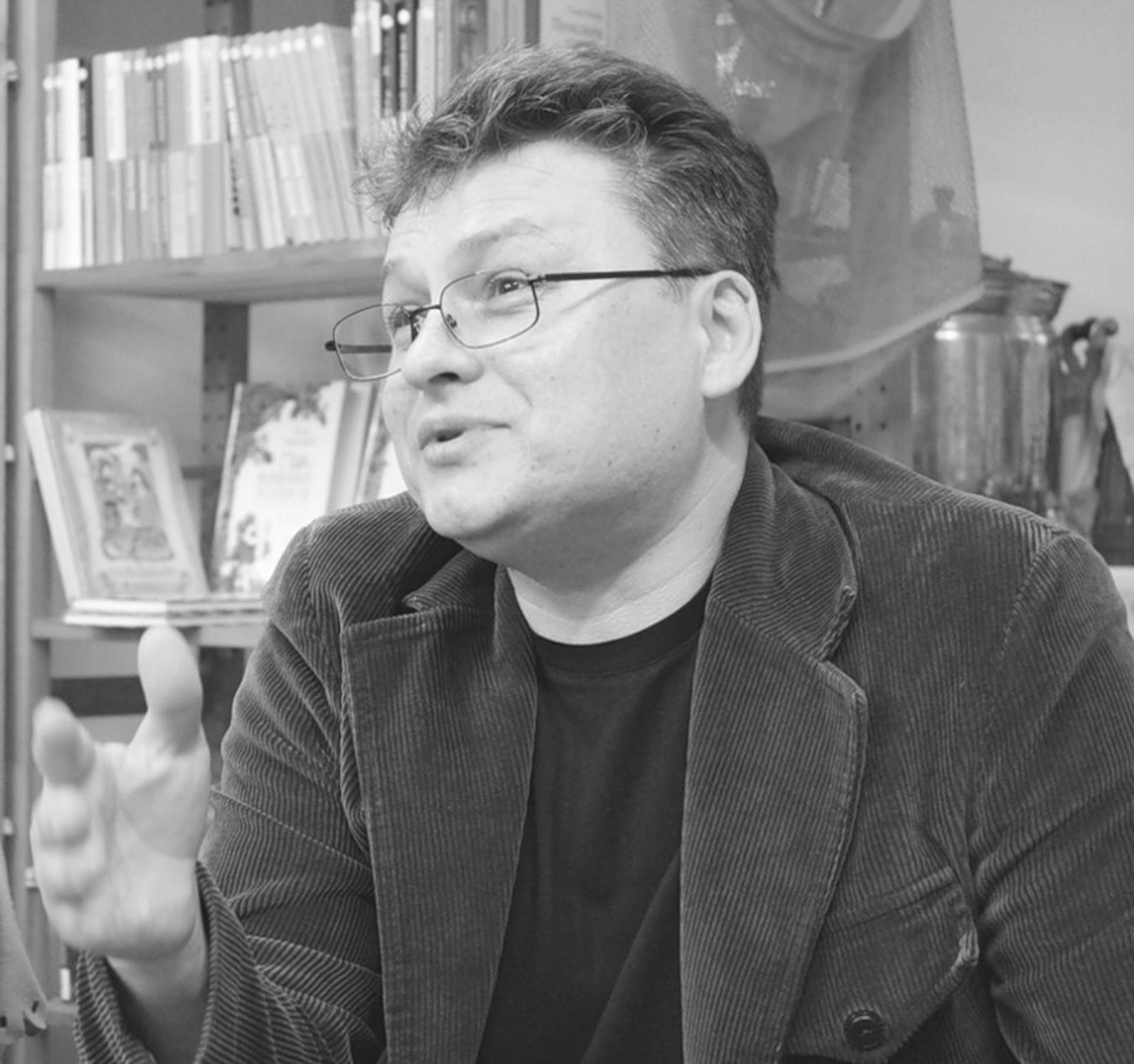 Павел Татарников, фото idm-book.podfm.ru
