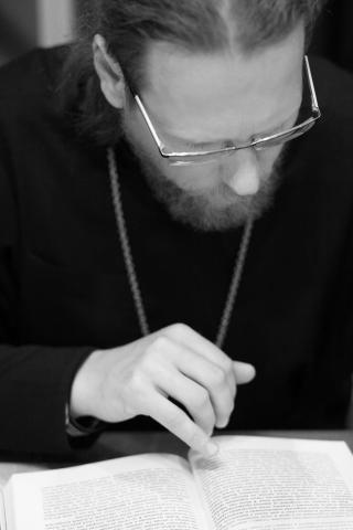 священник Павел Касперович