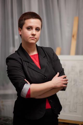 Дарья Калиберда